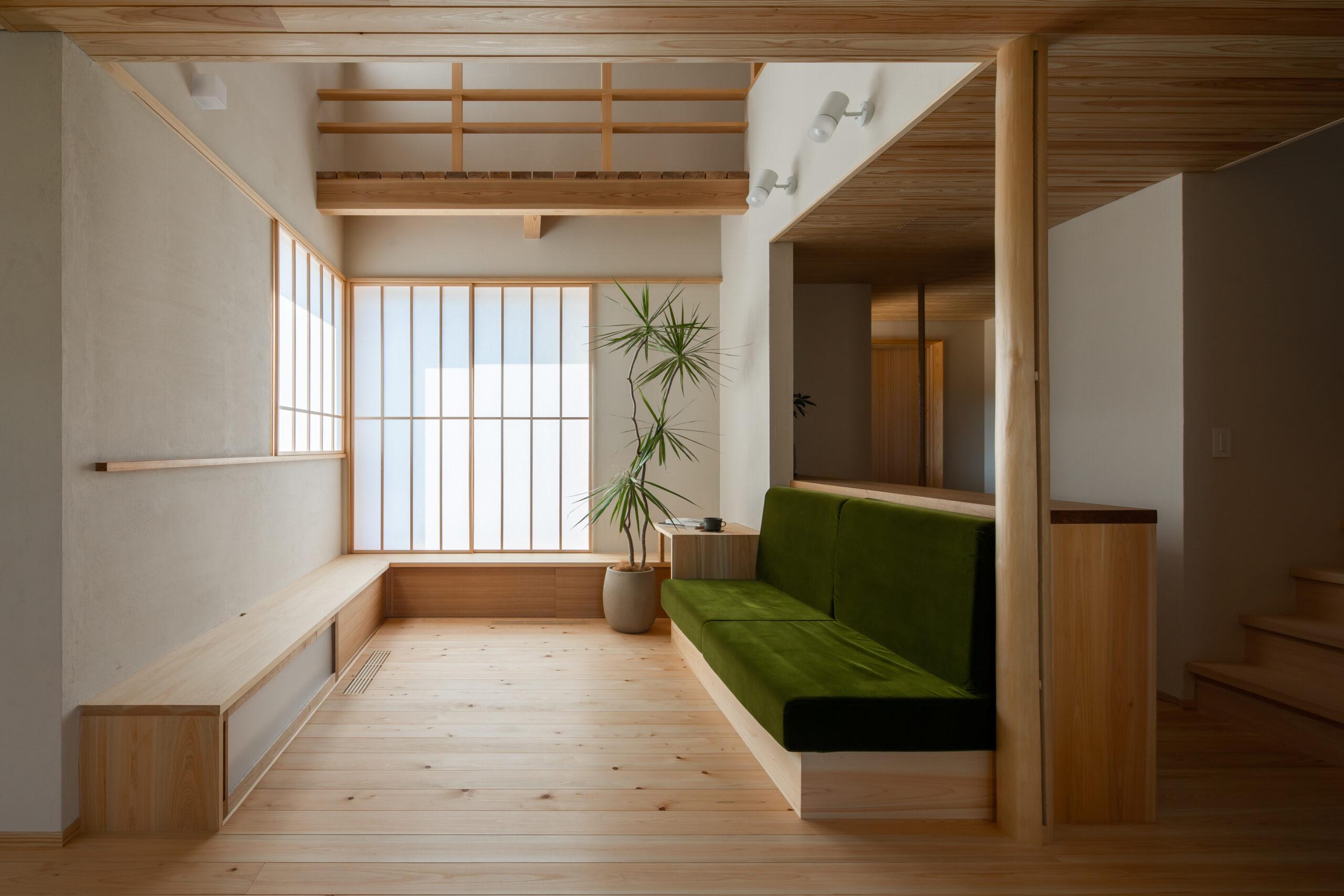 多賀町月之木の家/マルト コンセプトハウス